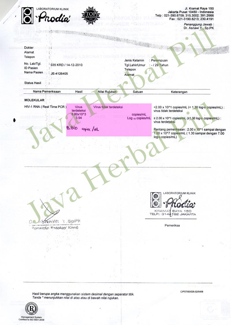 HIV AIDS HERBAL TREATMENT with JHP :: Front Page ::